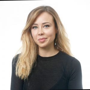 Paula Ferrer – Business Manager